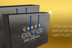 Agregue valor à marca com sacolas personalizadas