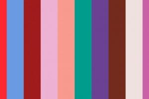 Saiba apostar: confira as cores que serão tendências em 2018