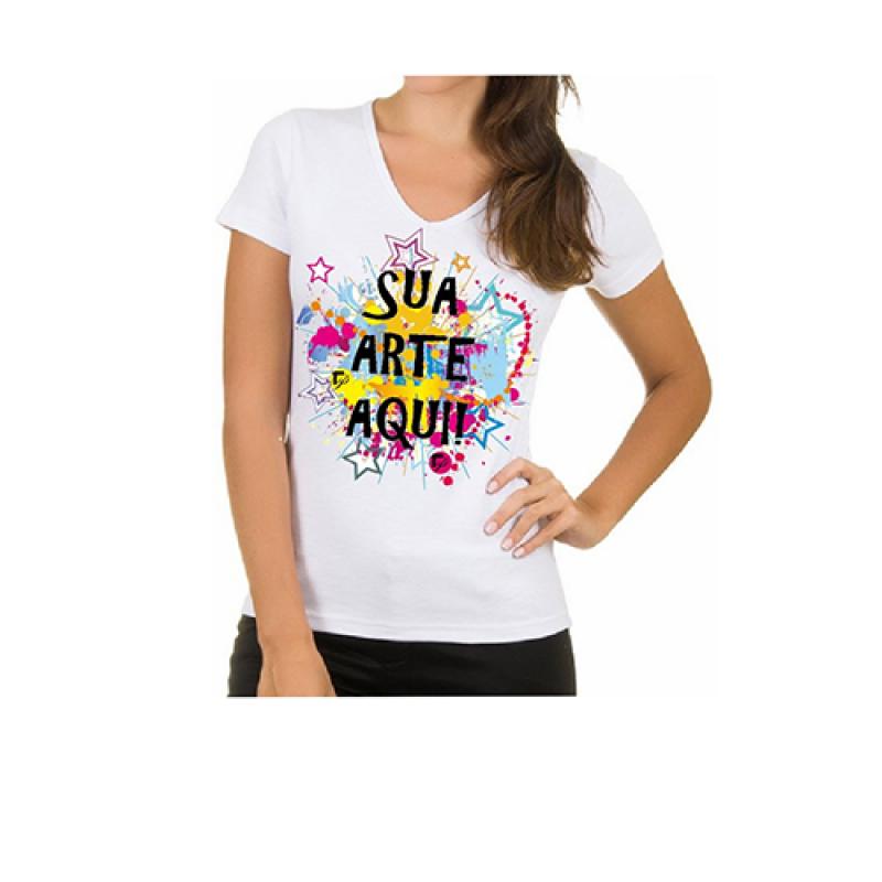 c3d0162998ad Camisetas Personalizadas Poliéster Sublimação