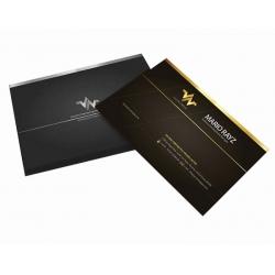 Cartão de Visita Couchê 300g Lam Fosca + UV Local 9x5 4x1 cor(es) - Qtd 250 un. - Qtd. Mínima: 1 Produção: 5 dias úteis