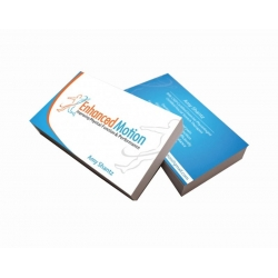 Cartão de Visita Couchê 300g UV FR VR 9x5 4x4 cor(es) - Qtd 250 un. - Qtd. Mínima: 1 Produção: 5 dias úteis