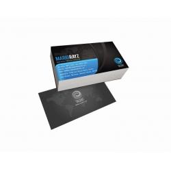 Cartão de Visita Supremo 300g Sem Verniz 9x5 4x1 cor(es) - Qtd 10000 un. - Qtd. Mínima: 1 Produção: 5 dias úteis