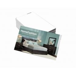 Cartão de Visita Supremo 300g UV FR 9x5 4x0 cor(es) - Qtd 30000 un. - Qtd. Mínima: 1 Produção: 5 dias úteis
