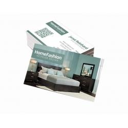 Cartão de Visita Supremo 300g UV FR 9x5 4x4 cor(es) - Qtd 1000 un. - Qtd. Mínima: 1 Produção: 5 dias úteis